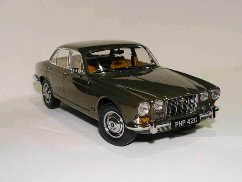 Jaguar model history